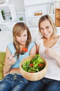 Zdrowa dieta, przekąski