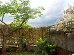 przytulny ogródek